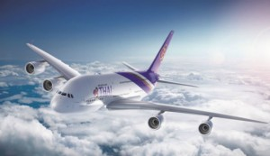 Thai Airways and Paypal Provide An Easy and Safe Online Payment Platform