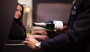 British Airways Adds First English Sparkling White Wine to First Class
