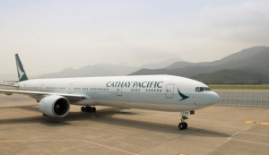 Cathay Pacific and the Lufthansa Group to Codeshare