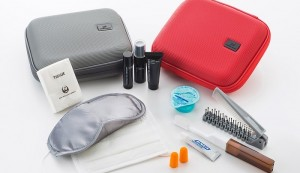 JAL Offers New Amenity Kits to International First Class
