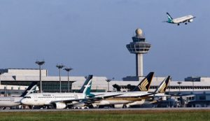 Singapore Changi Airport Named the World's Best Airport