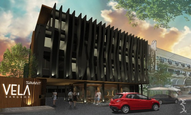 SAVANT Vela Hotel – Bangkok to Debut as the Brand's First in