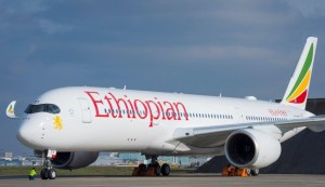 Ethiopian to Launch First A350 operation to Mumbai
