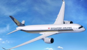 Singapore Airlines to Operate Daily Airbus A350-900 for Melbourne