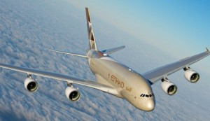 Etihad Airways to Operate an A380 Aircraft On All its Abu Dhabi-Sydney Flights
