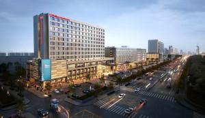 Hilton Garden Inn Debuts in Shanghai