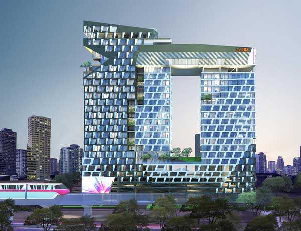 Dusit International To Launch A Business Hotel In Bangkok The Art Of Business Travel