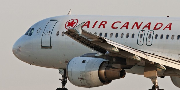 Airline Review: Air Canada Ottawa-Toronto