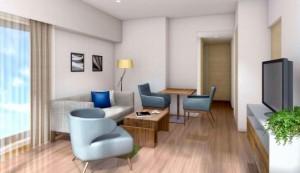 Oakwood Apartments Azabudai to Open this May