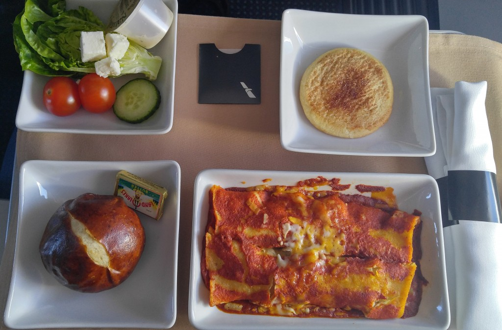 American Airlines Regional Business Class