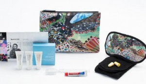 Qantas Launches New Business Class Amenity Kits