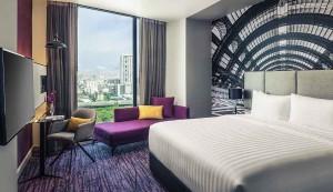 AccorHotels Opens Mercure Bangkok Makkasan