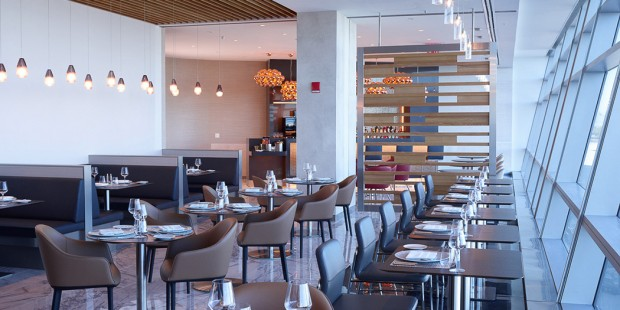 American Airlines Unveils Flagship Lounge at JFK