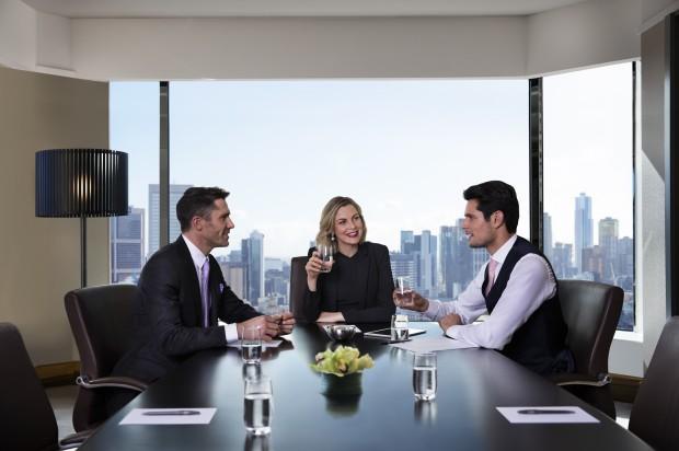 Grand Hyatt Melbourne Named in Top 50 Meeting Hotels List