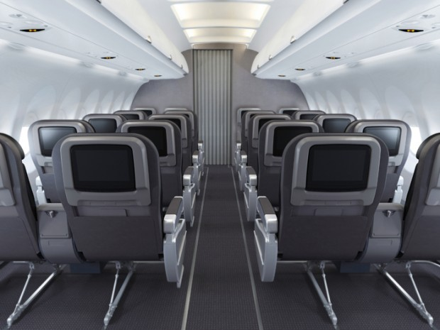 Airline Review American Airlines Regional Business Class