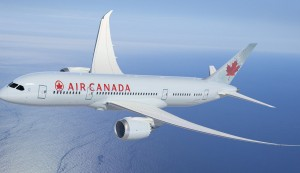 Air Canada Begins Vancouver-Taipei Flights