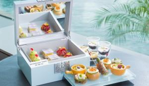 InterContinental Hong Kong Presents Shanghai Tang Tea Set