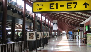 New Terminal at Jakarta International Airport Provides Higher Efficiency