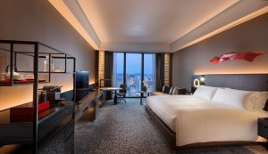 Conrad Osaka Opens its First Hotel in Western Japan