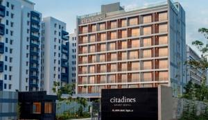 Ascott Opens Citadines Apart'hotel in Chennai, India