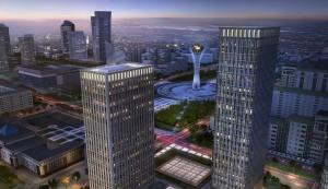 The Ritz-Carlton, Astana Opens in Kazakhstan