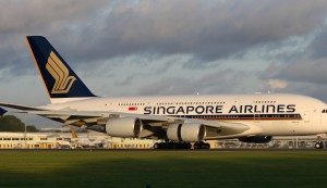 Singapore Airlines and Eurowings Launch Codeshare Operations