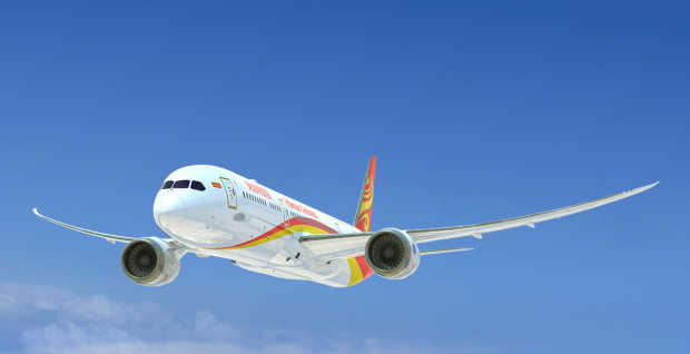 Hainan Airlines to Launch Shanghai-Brussels Service in October