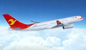 Tianjin Airlines Launches Intercontinental Routes to Moscow