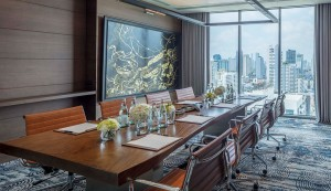 Bangkok's 137 Pillars Offers Boutique Boardroom Meetings Options
