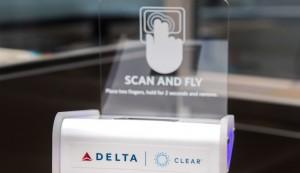 Delta Launches Biometrics to Board Aircraft at DCA