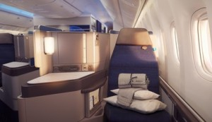 United Airlines to Introduce Boeing 777-300ER to More Asian Routes