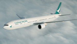 Cathay Pacific Partners Alibaba to Enhance Travel Services