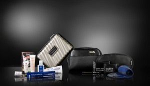 Delta One Passengers to Get New Tumi Hard-Case Amenity Kit