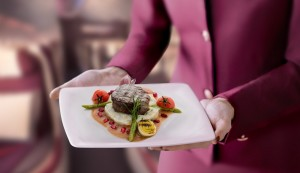 Qatar Airways Launches New Pre-Select Dining Service