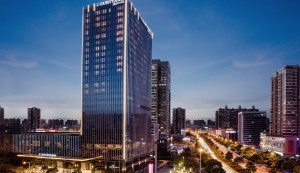 Courtyard by Marriott Opens its First Hotel in Hunan