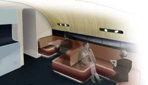 Qantas to Upgrade its A380 Cabins