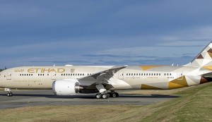 Etihad Airways Introduces Boeing 787 on its Seoul Service