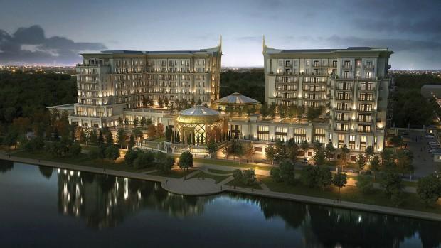 St. Regis Hotel Debuts in Astana, Kazakhstan