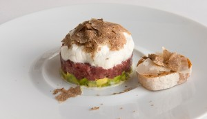 Hong Kong's ON Dining Offers New White Truffle Dishes