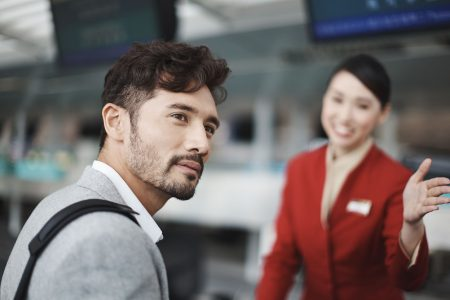 More Benefits from Cathay Pacific's Marco Polo Club