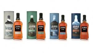 New Jura Whiskies for Duty Free