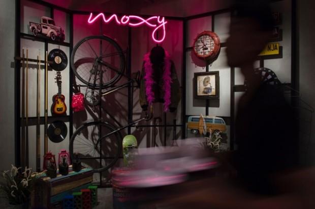 Moxy Debuts in Bandung