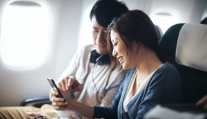 Cathay Pacific to Roll Out Wifi
