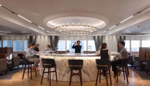 Qantas Opens new Heathrow Lounge