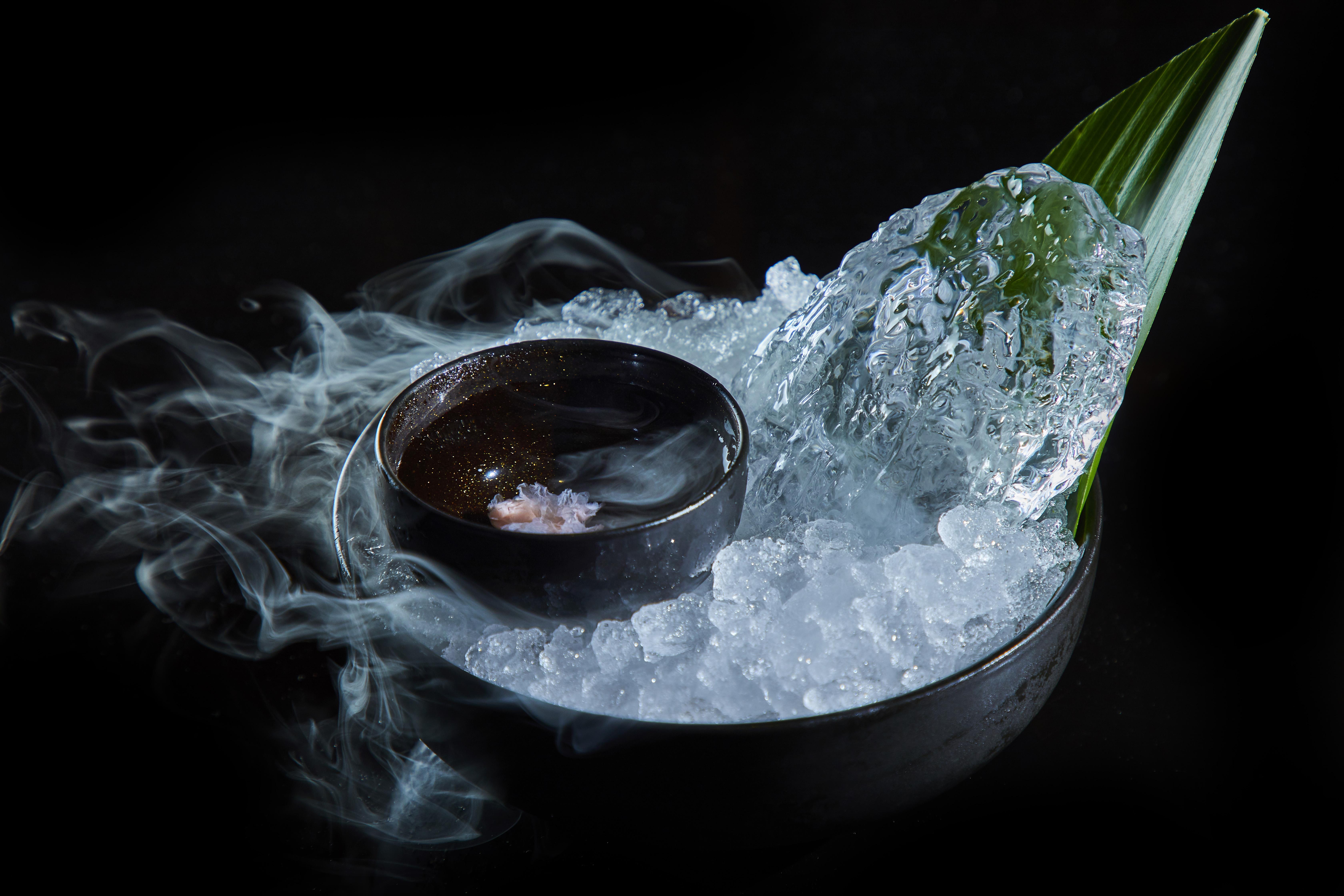 Zuma Bushido Cocktails - Hangaku Martini