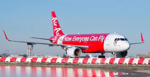 New Routes for Air Asia