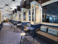Accolades for Hong Kong Airlines Lounge