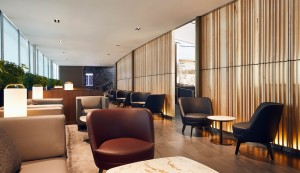 New Toronto Lounge for Air Canada