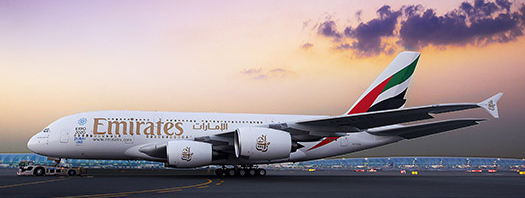 Emirates to Fly Dubai to London Stansted from June