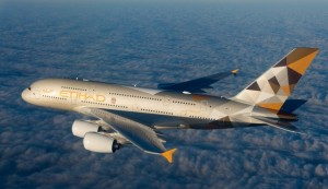 Etihad to Sell Comfort Products on Selected Flights